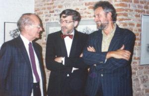 Kasteel van Gaasbeek, samen met André Van Laere; inleiding door consernator Herman Vandormael.