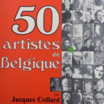 1984 Kunstboek door J. Collard 217 blz.