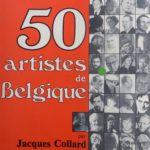 1984 Kunstboek door J. Collard 217 blz.