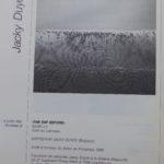 1988 Catalogue expo dans Théâtre Municipal en Luxemburg
