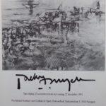 1991 Catalogue expo à l'Institut Provincial Dommelhof à Neerpelt.