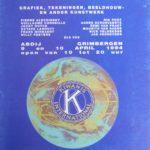 1994 Catalogue expo dans l'Abbaye de Grimbergen