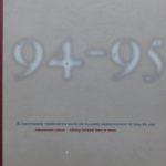 1996 Catalogus expo in Museum van Hedendaagse Kunst in Antwerpen