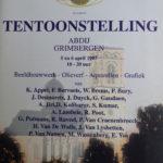 1997 Catalogue expo dans l'Abbaye Grimbergen