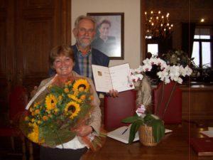 2006 09 02 Cérémonie premier citoyen d'honneur de Dilbeek