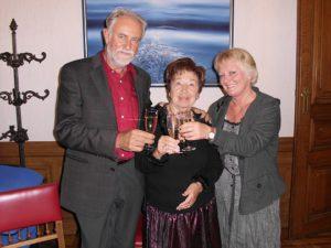 Alice TOEN, Brigiet en Jacky DUYCK