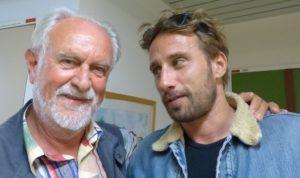 2015 Ensemble avec Matthias Schoenaerts