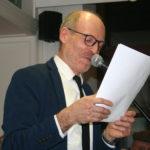 Inleiding door cabaretier Karel Declercq