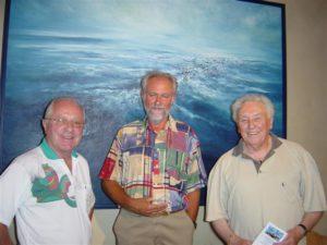 Samen met Walter Capiau en Will Ferdi