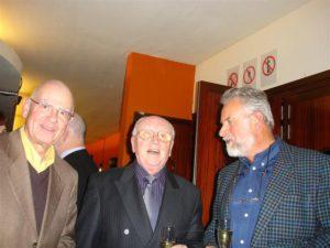 Piet Van Waeyenberghe en Hugo Weckx