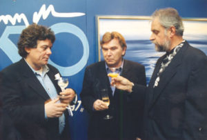 Opening van de tentoonstelling