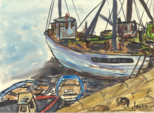 Boten (Boats) 1964 (16 years)