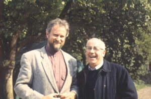 Phil Bosmans, 1990.