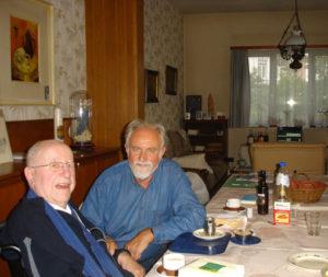 Thuis bij Phil BOSMANS op 29 augustus 2011 in Kontich