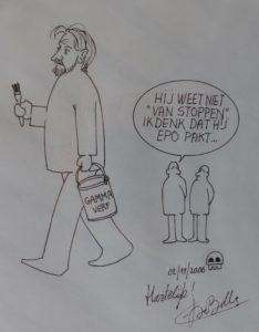 Cartoon de E. De Bolle