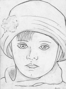 Etude d'après Picasso 1963