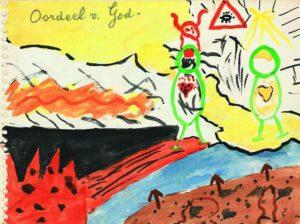 Le ciel,  l'enfer et le purgatoire 1958 (11 ans)