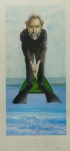EEN DUYCK IN DE KUNST 1997 van Karl Meersman