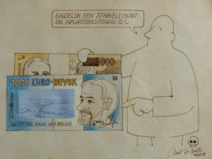 Emiel De Bolle voor Jacky Duyck