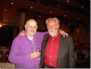 Acteur Carry GOOSSENS au Casino de MIDDELKERKE le 12 juillet 2012