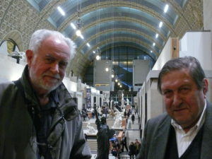 Together with Etienne Vermeersch in Paris at Musée d'Orsay (2)