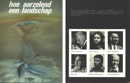 HOE AARZELEND EEN LANDSCHAP (1977)